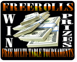 Win money playing poker online for free